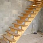Escalier lamibois