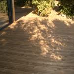 Caillebotis en bois